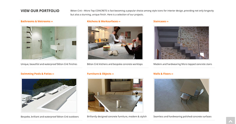 Modern Home Solutions products