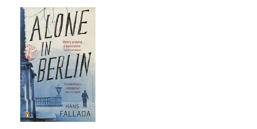 Alone in Berlin paperback cover