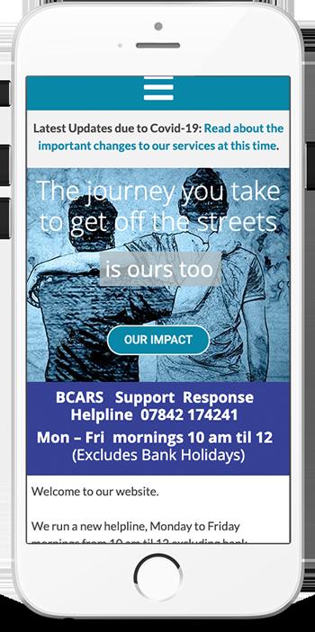 BCARS website