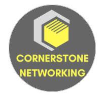 Cornerstone Networking logo